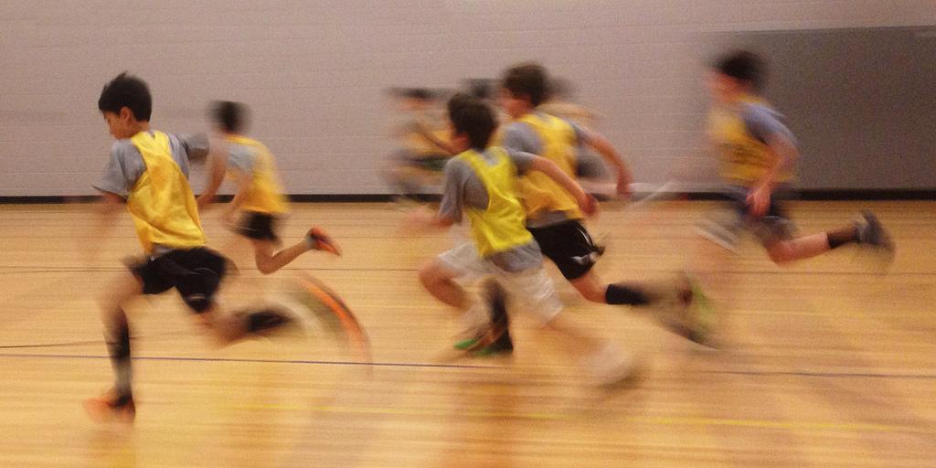 soccer drill photo